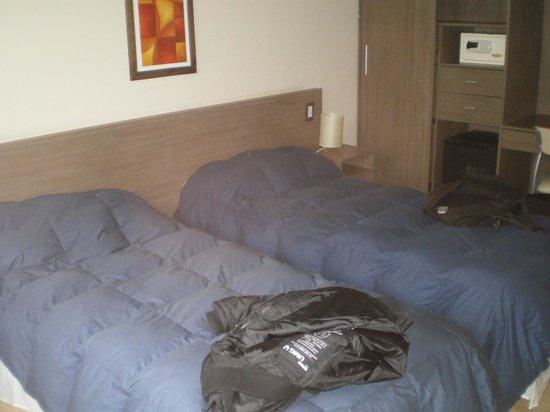 Dakar Hotel & Spa: Habitacion