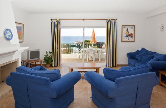 Luz Ocean Club: Lounge