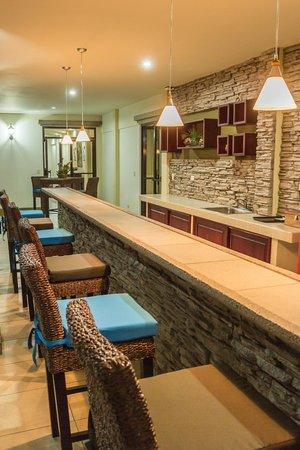Hotel Frontera: Bar
