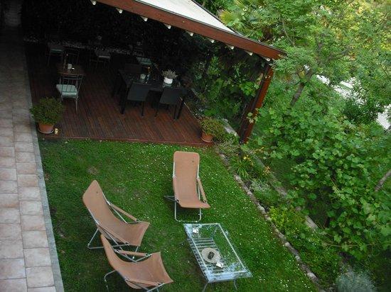 Agriturismo Sant'Andrea a Maser: giardino