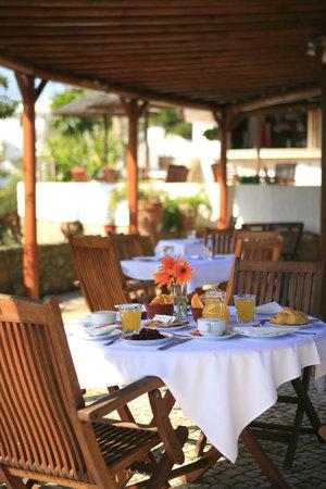 Luz Ocean Club: Breakfast