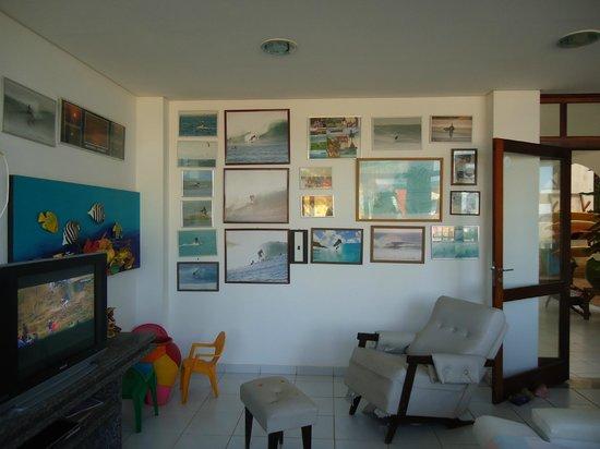 Pousada Maraca Beach: Recepção do Maraca