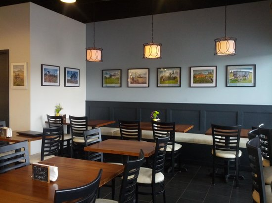 Bee's Knees Cafe: New Artwork
