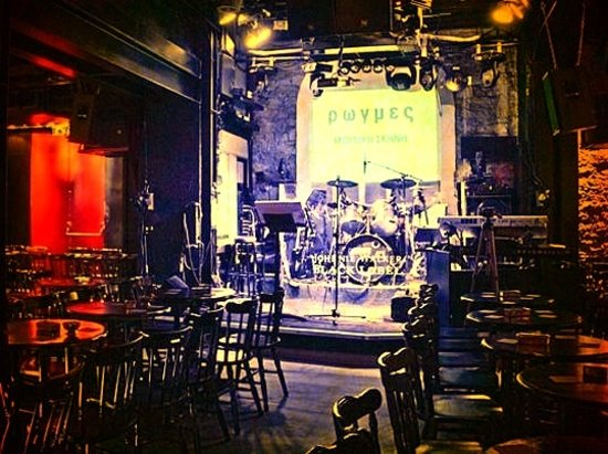 Rogmes Live Music: Stage