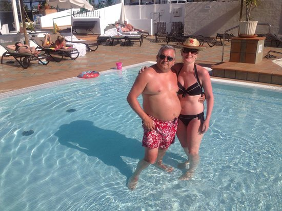 Club del Carmen by Diamond Resorts: me and lorraine