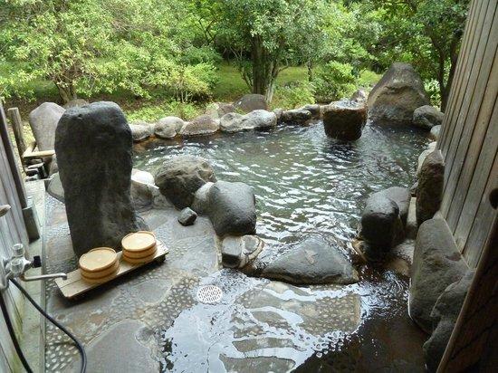 Kamata : Private outdoor bath