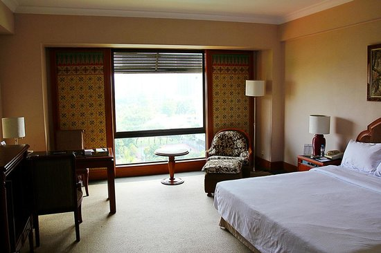 The Sultan Hotel & Residence Jakarta: Window