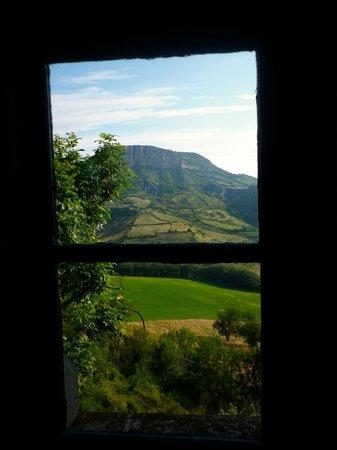Chateau de Lugagnac: Vue depuis la fenêtre
