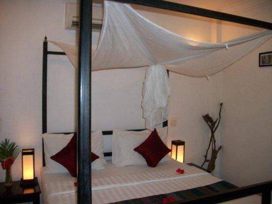 Phka Villa: Inside our room