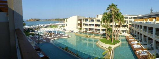 TUI SENSIMAR KALLISTON Resort & Spa by ATLANTICA: pool view room