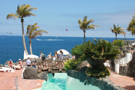 Nice room picture of hotel jardin tropical costa adeje for Jardin tropical tenerife tripadvisor