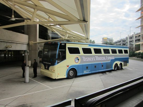 Disney's BoardWalk Villas: Magical Express-Free Airport Transportation