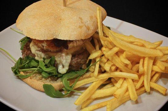 Portobello RD: French burger