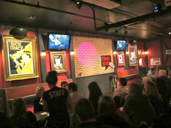 The Comic Strip Live Presents: The History of Comedy Tour NYC
