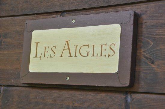 Domaine de La Croix de Javernaz: the eagle nest...