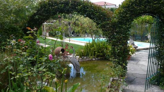 Casa Da Nora : les jardins