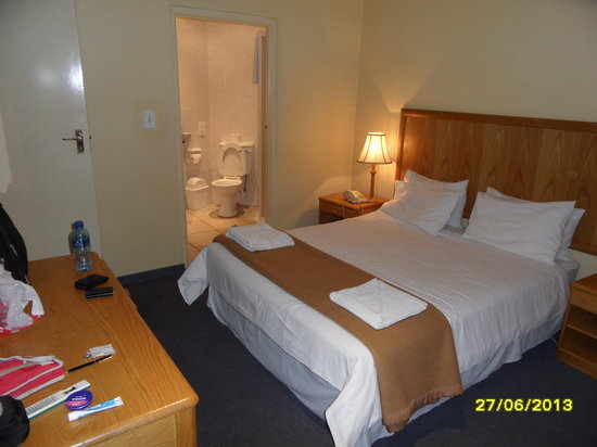 The Westford Hotel, Sandton: Bedroom