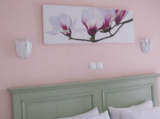Tinos Resort: bedroom view