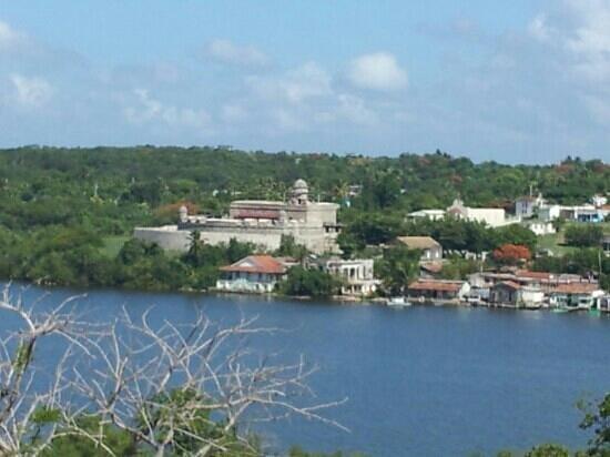 Islazul Pasacaballo Hotel: vista