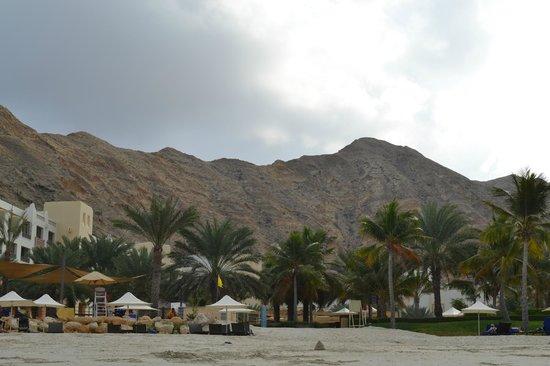 Shangri La Barr Al Jissah Resort & Spa-Al Bandar: Mountain View