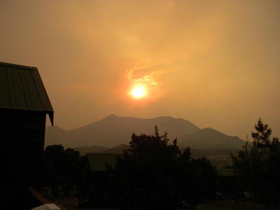 Prospectors RV Resort : What a great horizon