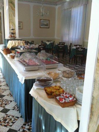 Byron Hotel: Le petit déjeuner complet