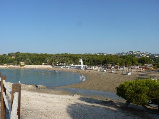 Real Rent Calamora Resort: Playa de L'Ampolla
