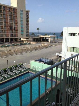 Premiere Hotel: vista