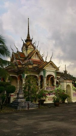 Wat Uttamaram Tok Raja