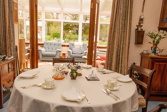 Craigmore Bed & Breakfast: dining room