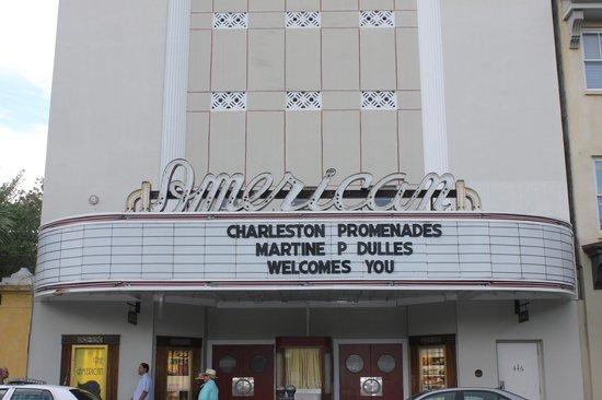Charleston Promenades