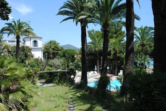 Residence Villa Marina : piscina