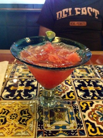 Nashua, NH: Watermelon Margarita