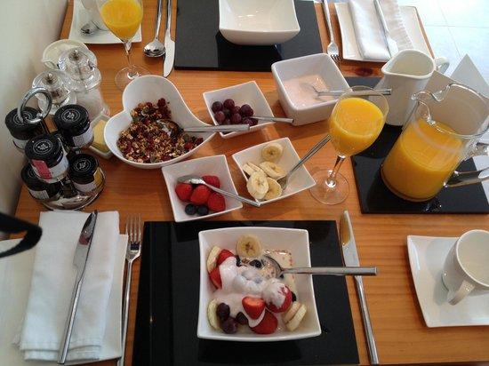 Summerhill B & B: Breakfast