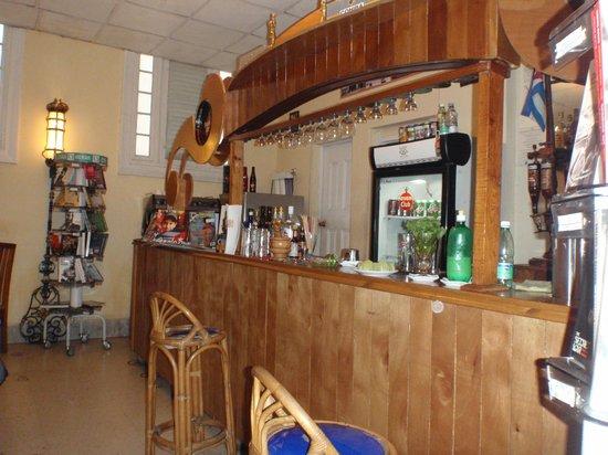Iberostar Parque Central: Museum of Revolution Cafe...best lemonade