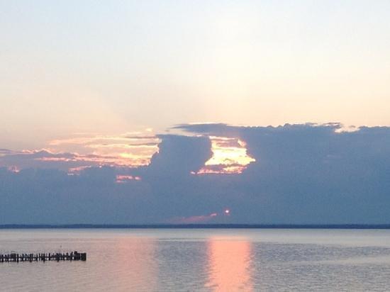 Betterton sunset