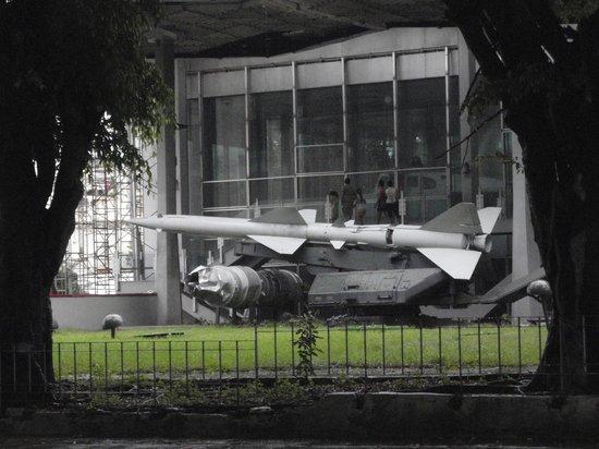 Iberostar Parque Central: Museum of Revolution