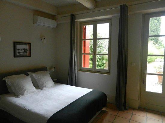 Les Chambres d'Andréa : La chambre
