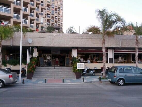 Restaurante Chinasol Playa: Le Chinasol