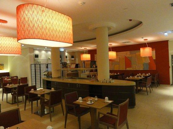 FourSide Hotel City Center Vienna: Dining Room