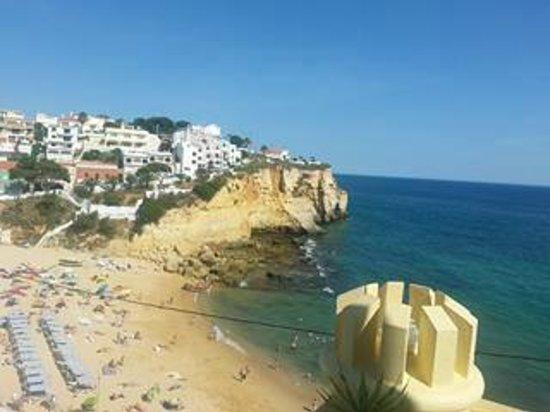 O Castelo Guest House: The view
