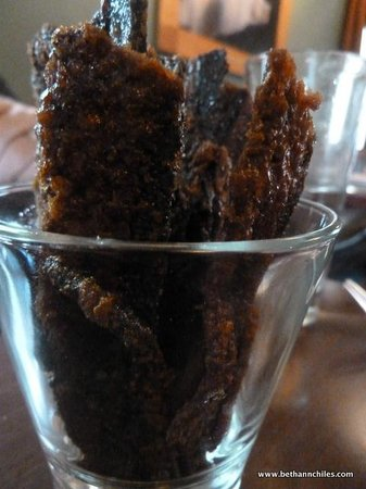 Cafe Genevieve : Pig Candy
