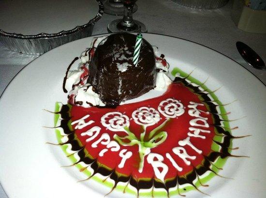 Pappadella's : Happy Birthday!