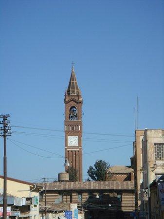 Cathedral of Asmara: cattedrale di asmara