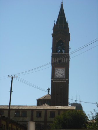Cathedral of Asmara : cattedrale di asmara