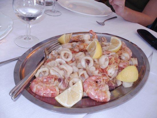 Hotel La Bitta - Pietrasanta: pesce