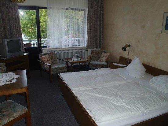 Hotel Paulushof: Room
