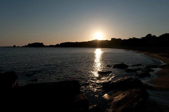 Baccollasta B&B: spiaggia di Portoscuso