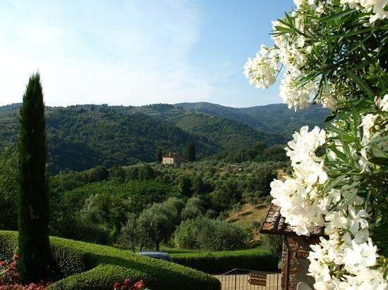 Fontebussi Tuscan Resort: Wonderful surroundings