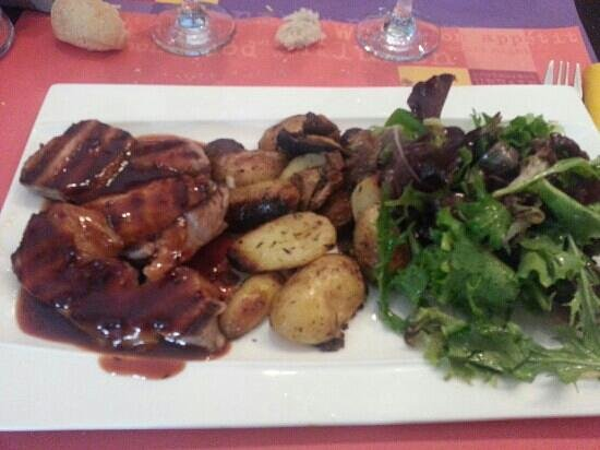 Restaurant Urbain IV : porc